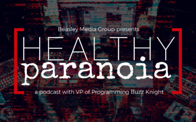 Healthy Paranoia: Michael Solomon