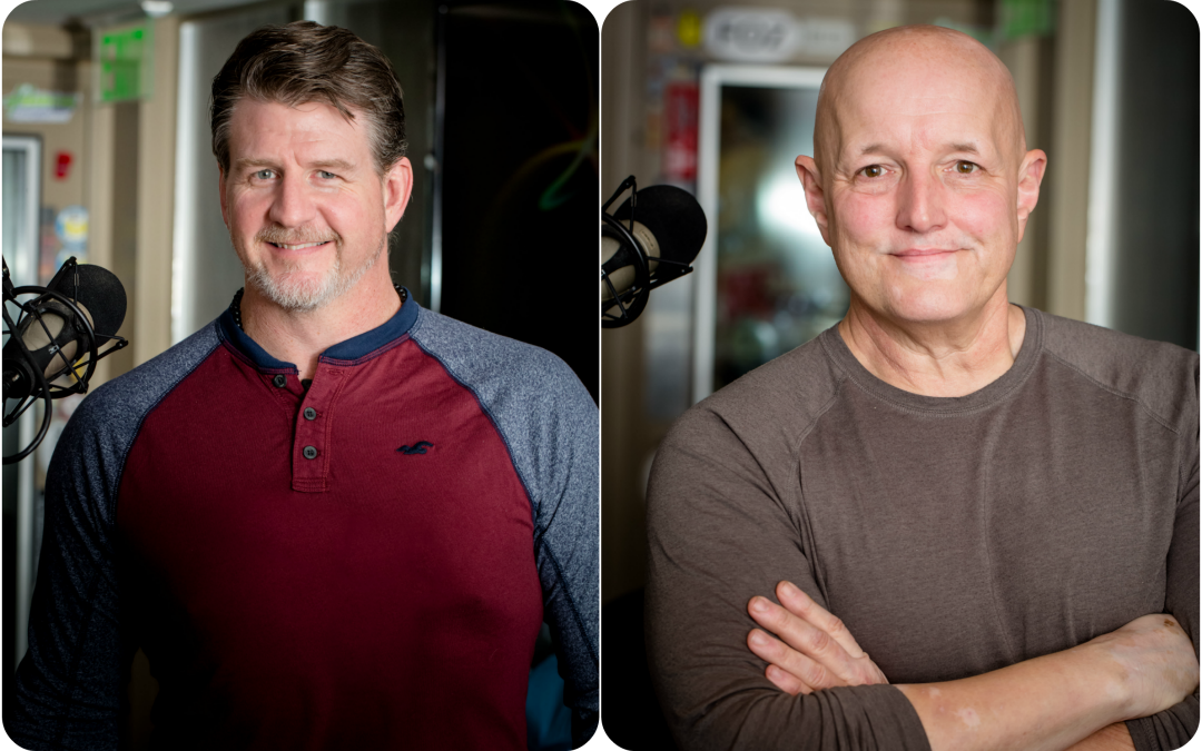 WMMR-FM Morning Personalities Preston and Steve Named Among 2018 National Radio Hall Of Fame Nominees