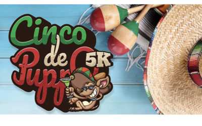 Beasley Media Charlotte Stations Join Forces for the Cinco De Pupp-O 5K Run/Walk