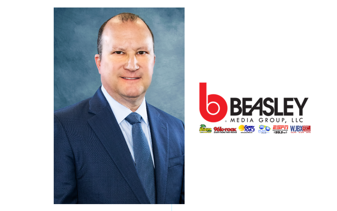 Todd Johnston Promoted to National Sales Manager of Beasley Media Group Southwest Florida Radio Cluster