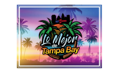 92.5 MAX!MA Presents the Best of Tampa Bay